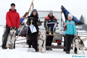 SledDogs Federation Winter Cup 2009 1