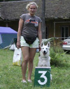 German Shepherd Dog Club Uran Summer Camp 2007 1
