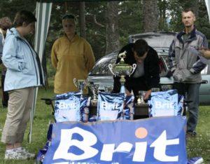 German Shepherd Club Maximus Cup 2007 III stage 1