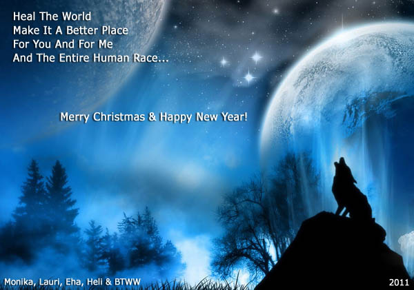Merry Christmas and Happy New Year 2011-2012! 8