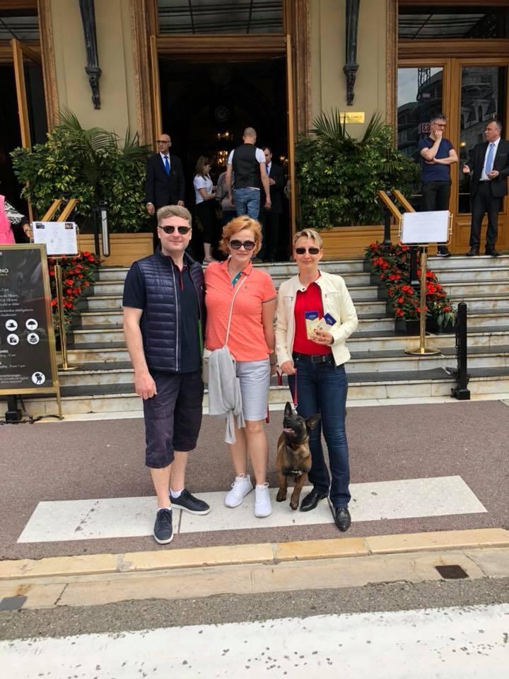 Kalev Chocolate has arrived to Monaco! 42