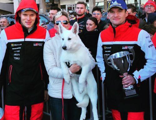 Ott Tänak & Martin Järveoja 3 place in Monte-Carlo Rally 2019